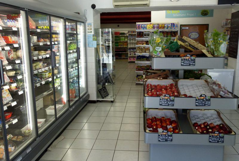 L'épicerie du Cours PROXI à Rochegude - 1