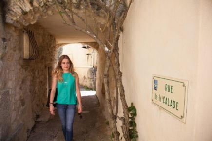 Granges Gontardes place du village et lavoir Anna Puig Rosado (1 sur 3)-2