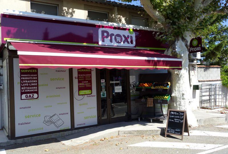 L'épicerie du Cours PROXI à Rochegude - 0