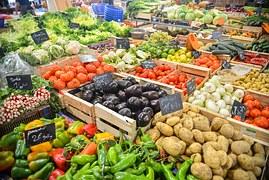 Weekly Market à Chamaret - 0