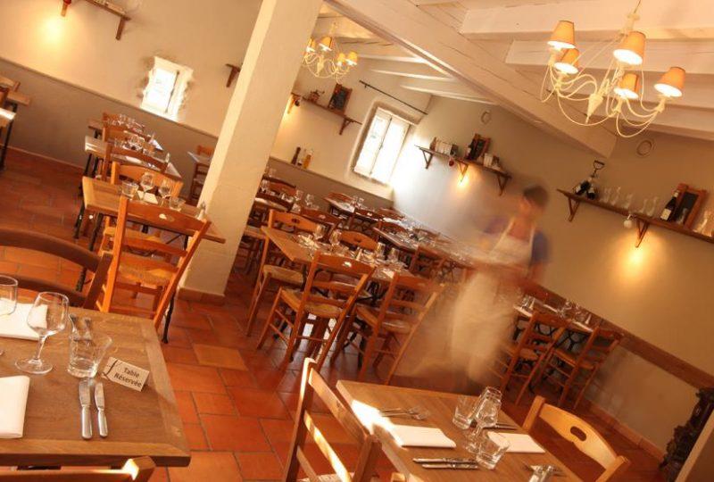 Restaurant les Méjeonnes à Valaurie - 1