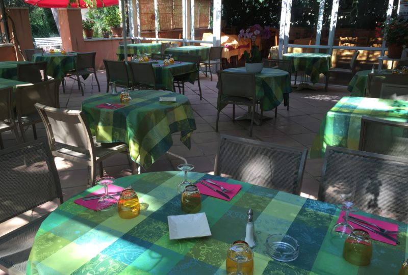 Restaurant Le Chêne Vert à Bollène - 3