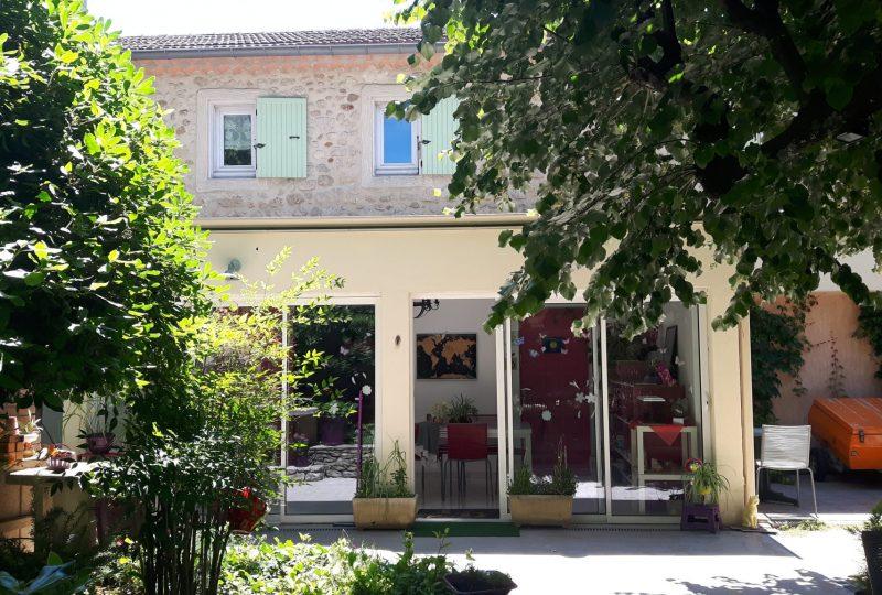 Chambres d'hôtes Louminai à Donzère - 3