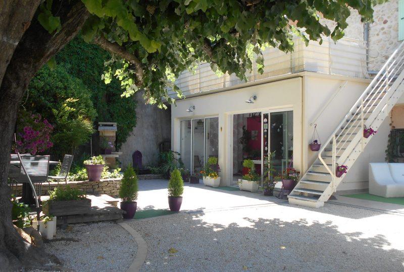 Chambres d'hôtes Louminai à Donzère - 0