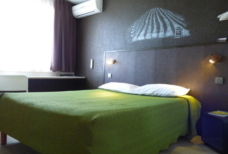 Hôtel Drom'Sud à Donzère - 2