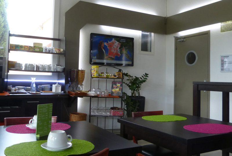 Hôtel Drom'Sud à Donzère - 5
