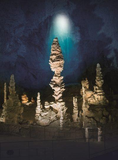 Grand Site de l'Aven d'Orgnac – La Grotte à Orgnac-l'Aven - 7