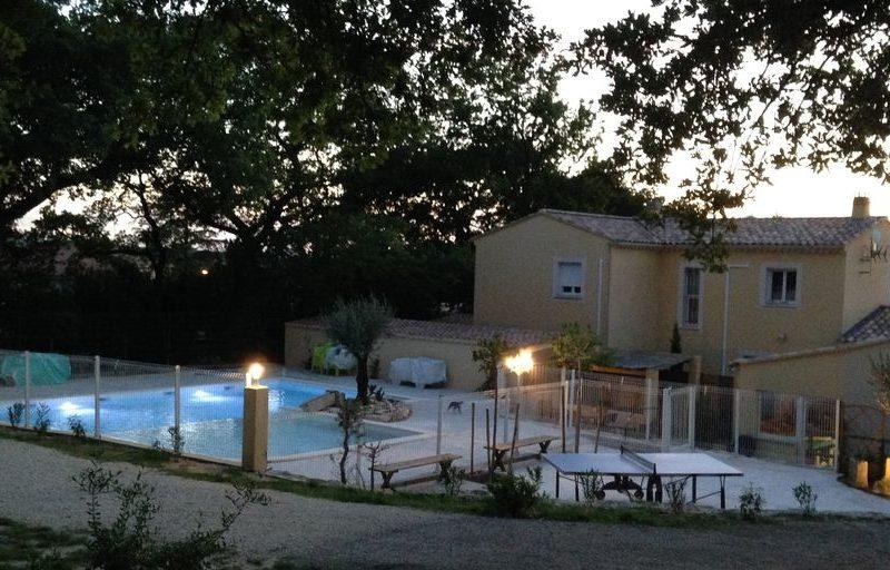 Camping de la Colline à Saint-Paul-Trois-Châteaux - 12
