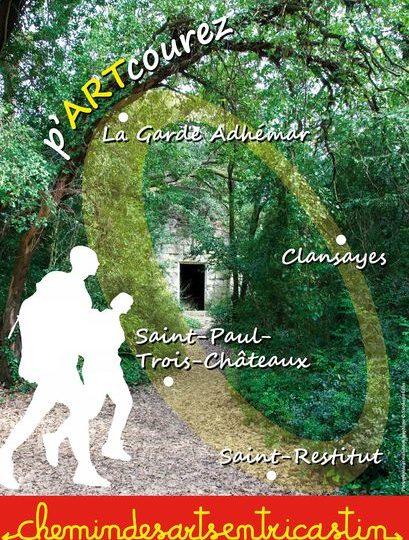 Chemin des Arts en Tricastin à Saint-Paul-Trois-Châteaux - 0