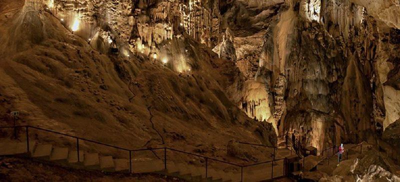 Grotte de Saint-Marcel-d'Ardèche à Bidon - 7