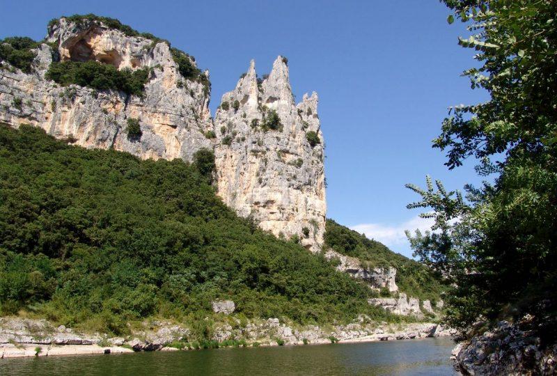 Grotte de la Madeleine à Saint-Remèze - 1