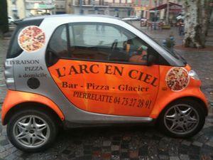 Restaurant L'Arc en Ciel à Pierrelatte - 1