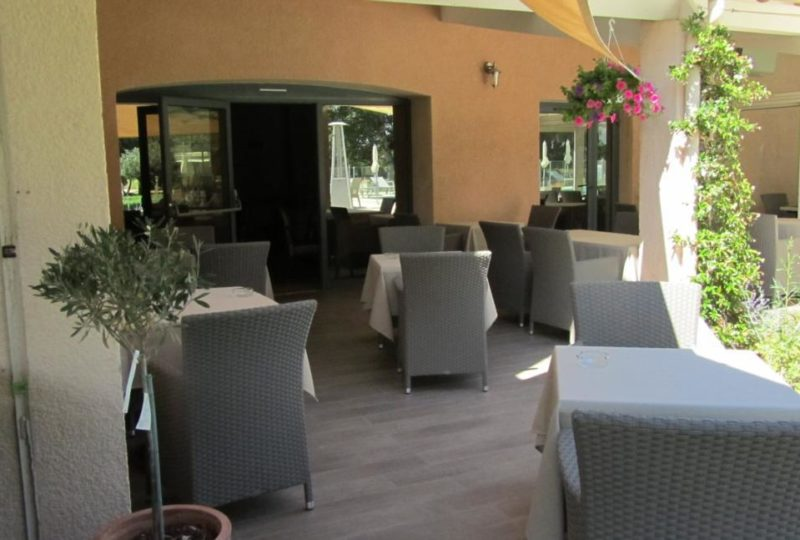 Restaurant le Domaine des oliviers à Pierrelatte - 5