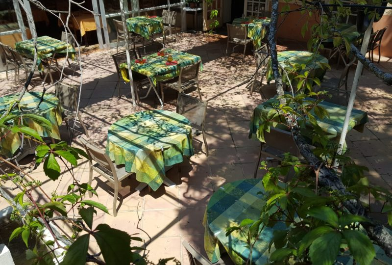 Restaurant Le Chêne Vert à Bollène - 0