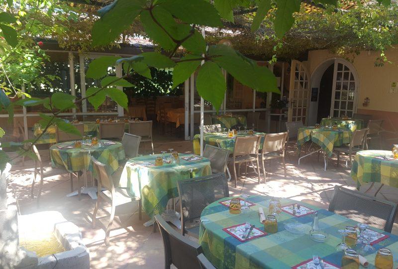 Restaurant Le Chêne Vert à Bollène - 2