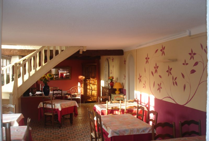 Hôtel Le Chêne Vert à Bollène - 3