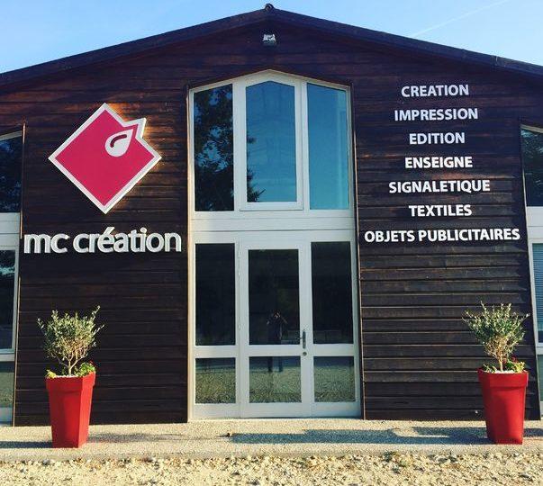 Agence de communication MC Création à Saint-Restitut - 0