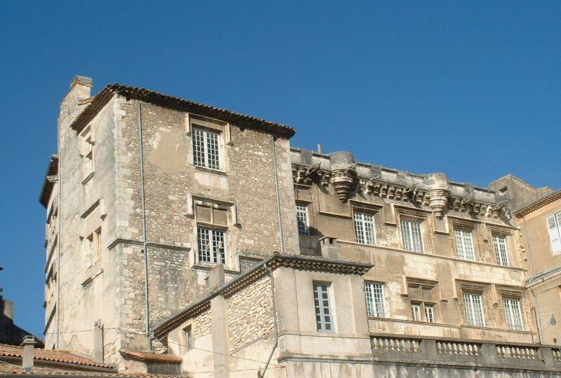 Le Palais des Evêques à Bourg-Saint-Andéol - 0