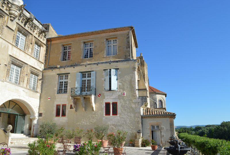 Le Palais des Evêques à Bourg-Saint-Andéol - 2