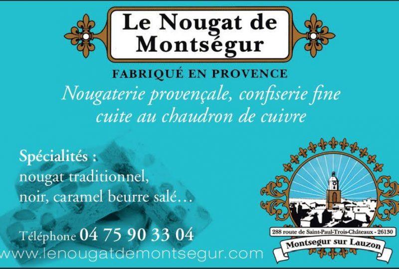 Le Nougat de Montségur à Montségur-sur-Lauzon - 0