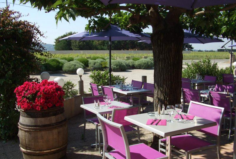Restaurant Relais de Costebelle à Tulette - 0