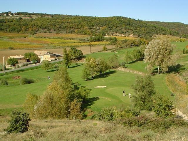 Golf illimité en Drôme Provençale à Clansayes - 4