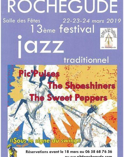Festival de Jazz Traditionnel à Rochegude - 0