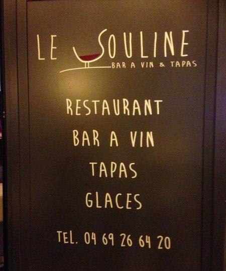 Restaurant Le Souline à Saint-Paul-Trois-Châteaux - 0