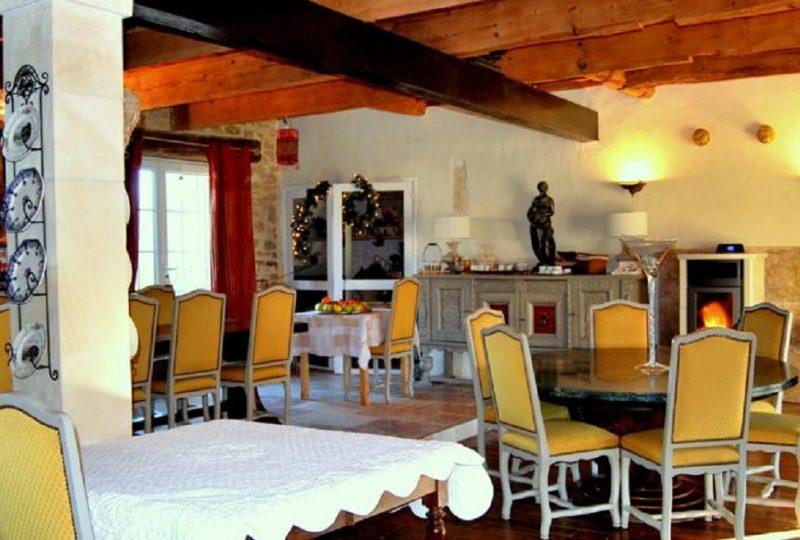 Chambre d'Hôte Le Moulin de Champdurand à Suze-la-Rousse - 2