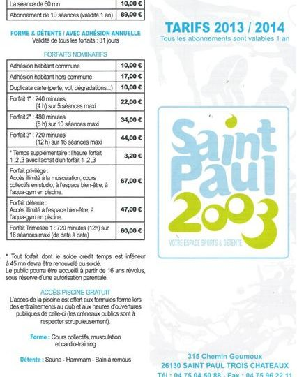 Saint-Paul 2003 à Saint-Paul-Trois-Châteaux - 3