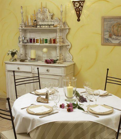 Restaurant Les Buisses à Saint-Restitut - 8