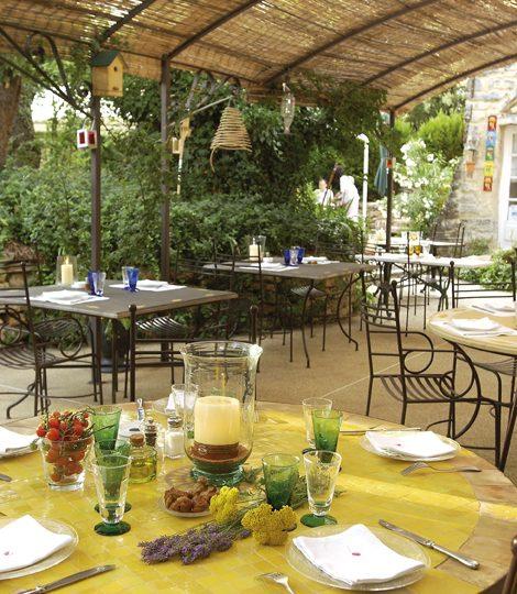 Restaurant Les Buisses à Saint-Restitut - 14