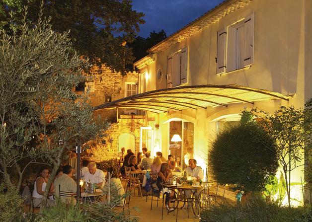 Restaurant Les Buisses à Saint-Restitut - 15