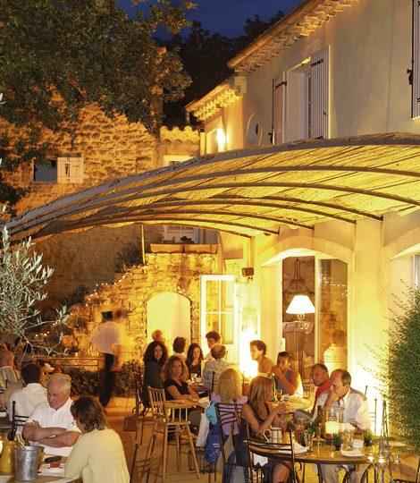 Restaurant Les Buisses à Saint-Restitut - 16