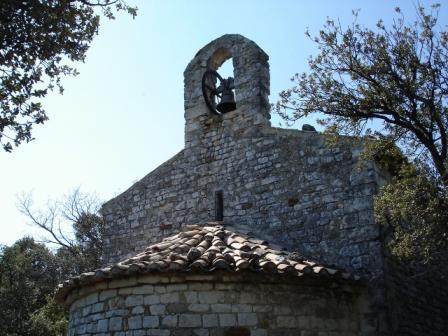 Randonnée de Toronne La Templière à Clansayes - 0