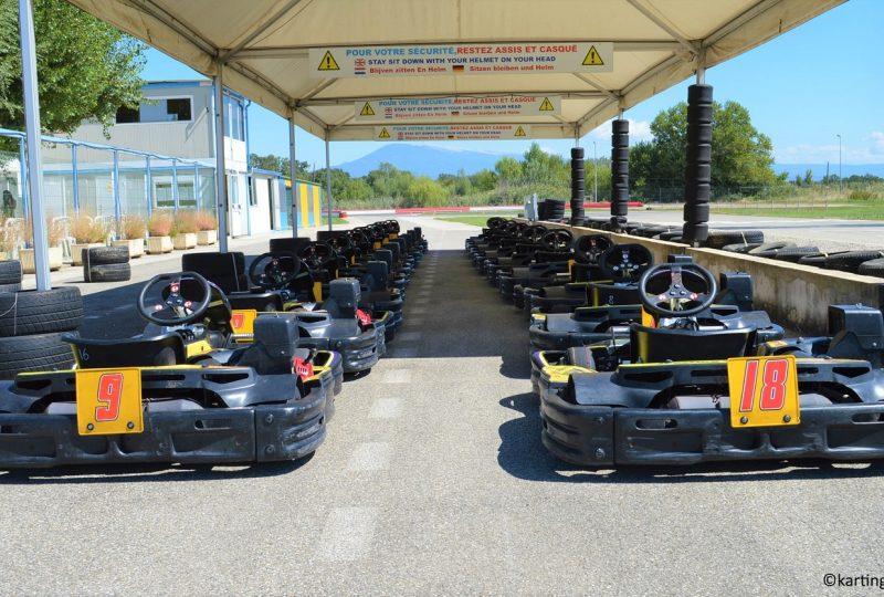 Karting de MONTEUX à Monteux - 2