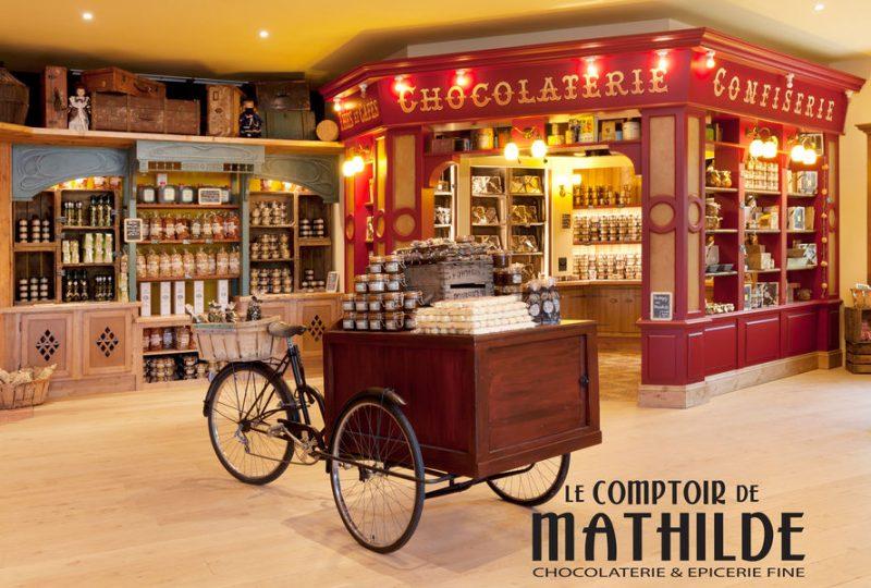 Le Comptoir de Mathilde à Tulette - 0