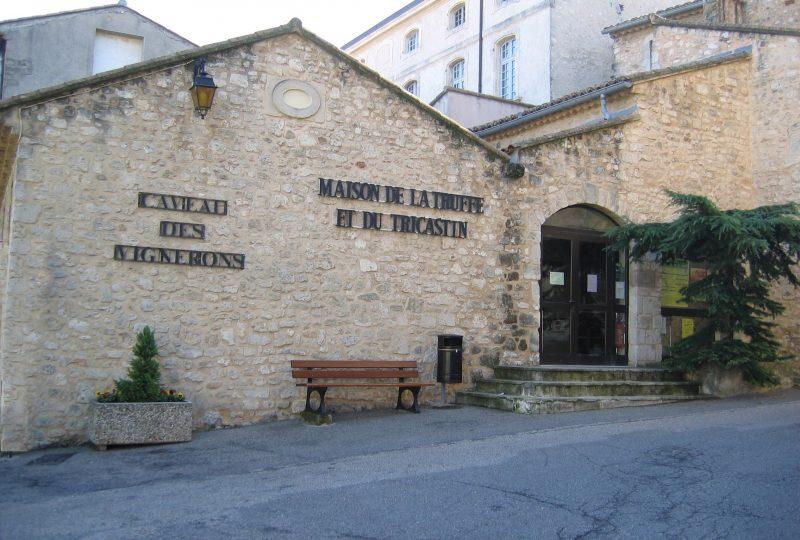 Maison de la Truffe et du Tricastin à Saint-Paul-Trois-Châteaux - 0