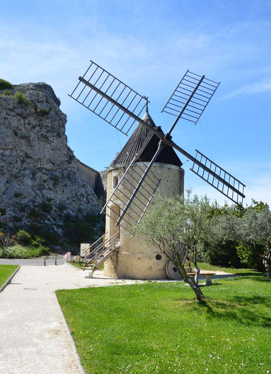 Le Moulin à Pierrelatte - 2