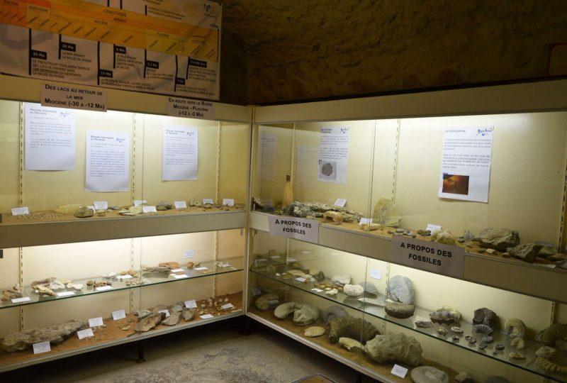 Musée municipal Yvon Gueret à Pierrelatte - 1