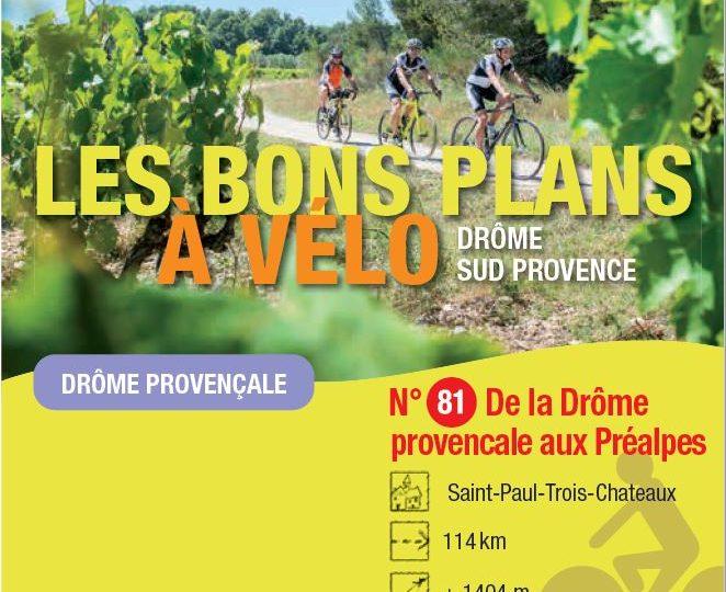 81 De la Drôme provençale aux préalpes à Saint-Paul-Trois-Châteaux - 0
