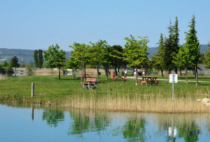 Espace Sports d'Orientation : ESO Lac de Pignedoré à Pierrelatte - 1