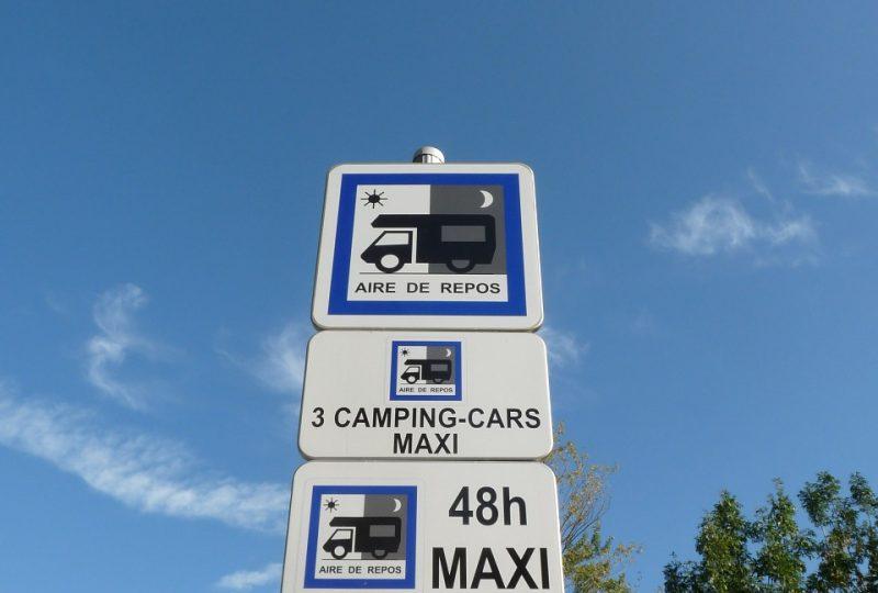 Aire de camping car de Saint Restitut à Saint-Restitut - 0