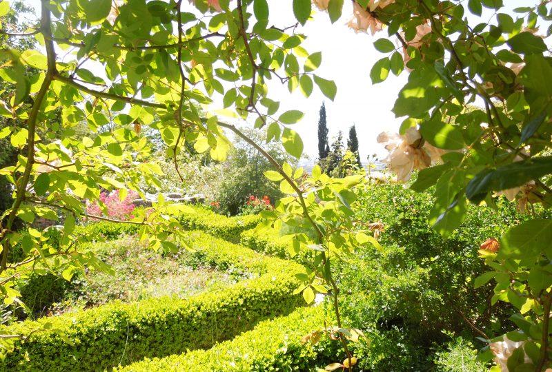 Jardin des Herbes à La Garde-Adhémar - 0