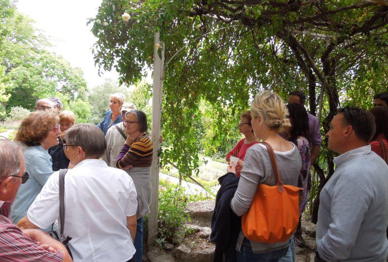 Jardin des Herbes à La Garde-Adhémar - 1