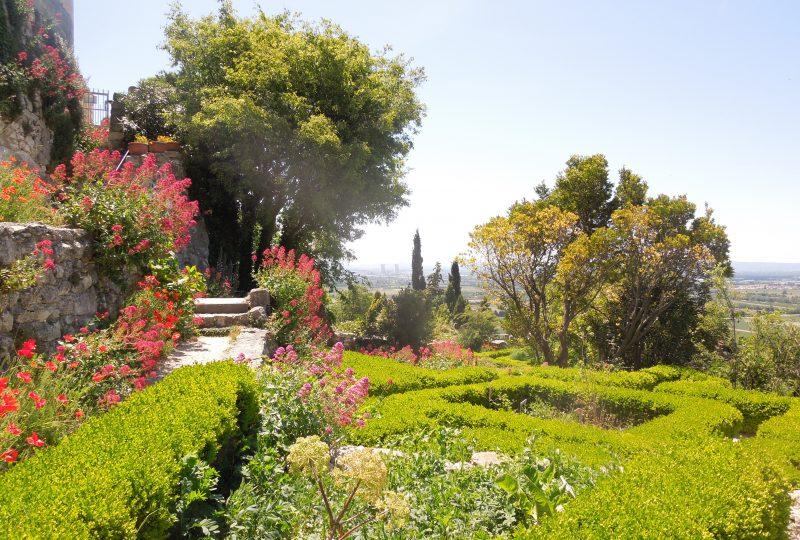 Jardin des Herbes à La Garde-Adhémar - 3
