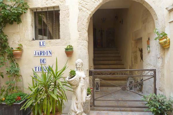 Restaurant Le Jardin de Tienou à Pierrelatte - 0