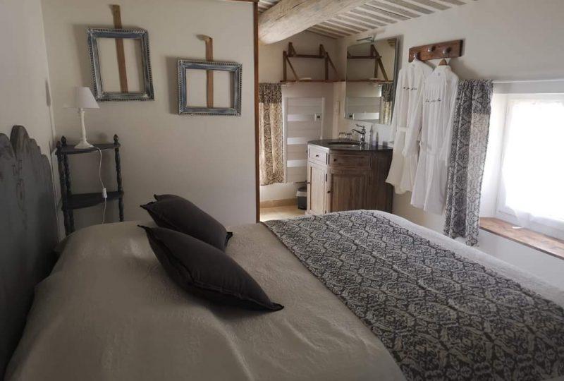 Chambre d'hôte La petite plaine à Clansayes - 0