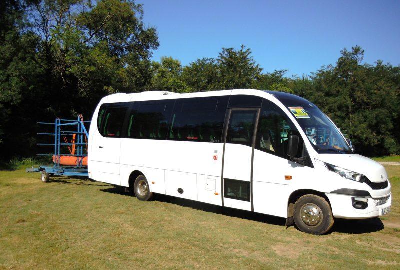 Transport Monteix / Canoës Service à Vallon-Pont-d'Arc - 2